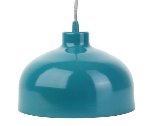 Lampa B&B turkus, duża