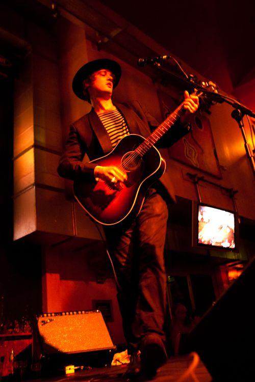 Peter Doherty - Babyshambles & The Libertines.