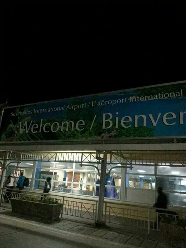Seychelles Airport, Mahe Island