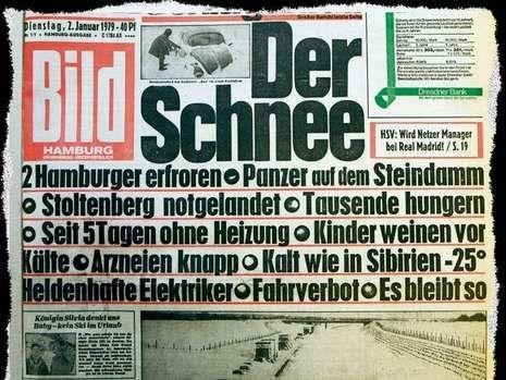 So schlimm war es 1979 – Karin Weidner