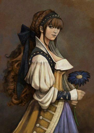 Elise Portrait