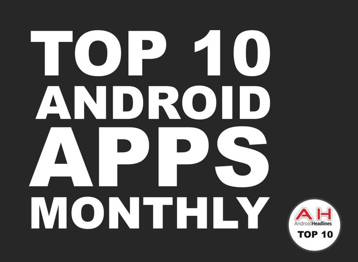 Top 10: Best Android Apps – January 2017 #Android #news #Google #Smartphones