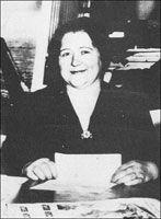 Bridget Hitler (1891 - 1969).