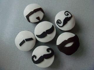 fuzzy cupcakes