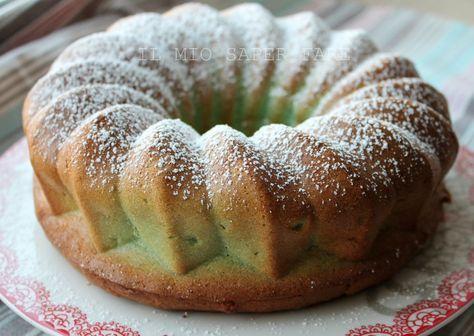 Ciambella soffice menta cocco torta vasetti :semplice e di grande effetto.Un connubio tra menta e cocco sorprendente ed unico. Per colazione,merenda e feste