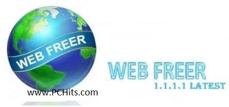 Web Freer 1.1.1.1 Free Download 2017 Latest Full Version