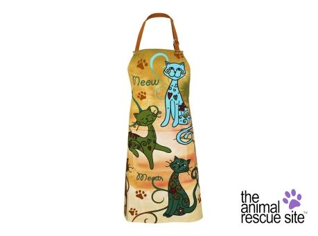 Image of Festival Cats Apron