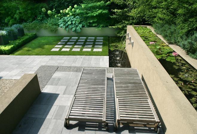 17 Best images about Gradini minimaliste moderne on Pinterest  Gardens, Path...