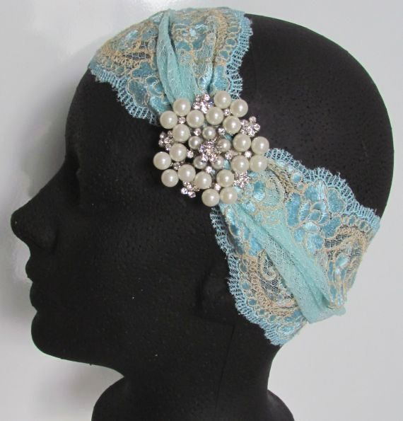 (great gatsby party) headpiece