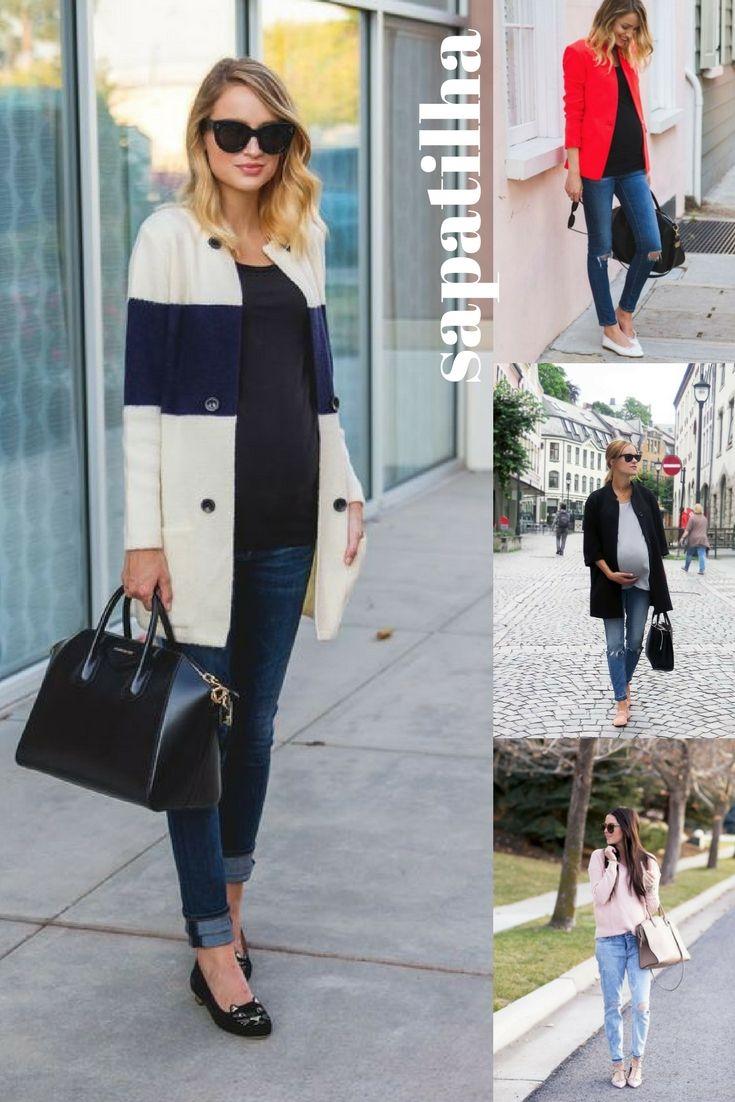653ae246d4076 Sapatos confortáveis e estilosos para as mamães! | Tendências de ...