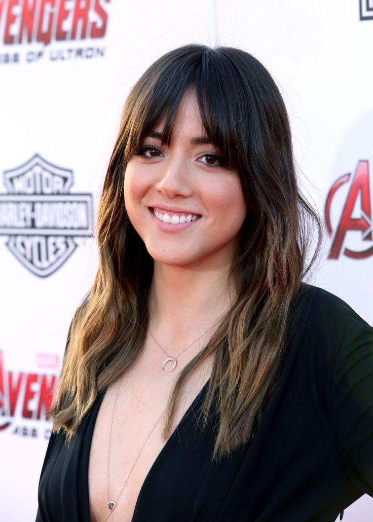 """Chloe Bennet -- """"Age of Ultron"""" premiere"""