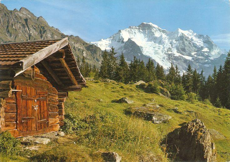 Švajčiarsko-Jungfrau