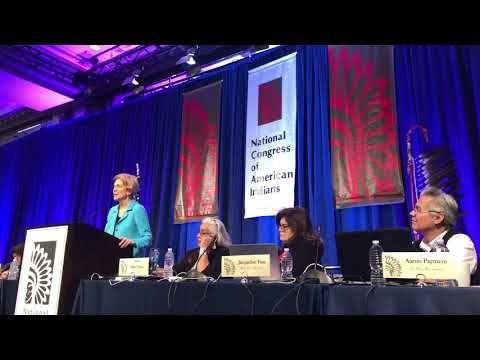 Sen. Elizabeth Warren and Native American Family Heritage