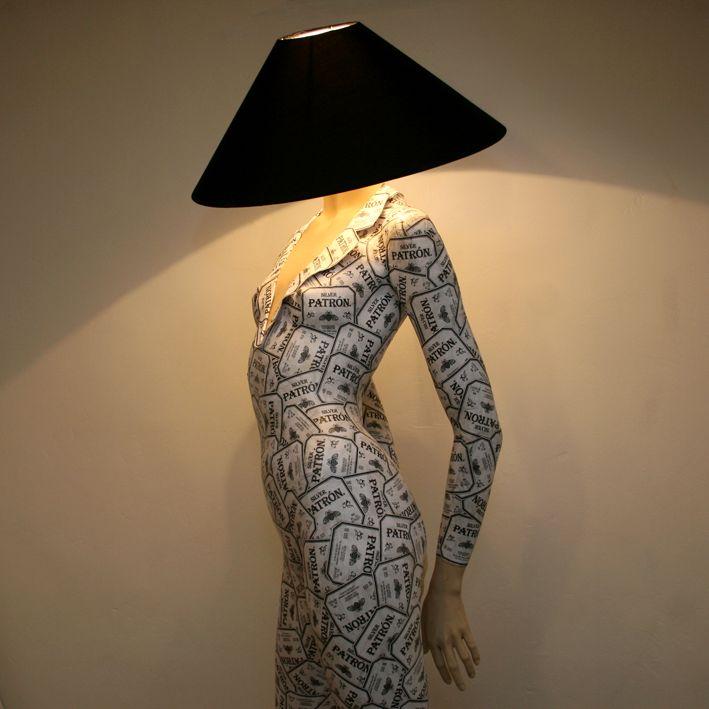 Mannequin Lamp