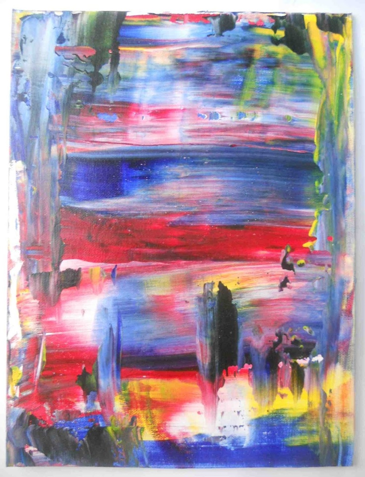 17 best images about gerhardt richter for kids on for Creating a mural