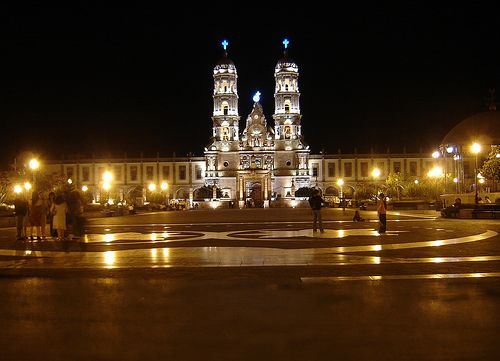 Basilica de Zapopan, Zapopan, ZMG, MEX.