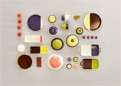 holy cats.  riess austria enamelware colaboration with sarah wiener.  this stuff is gorgeous.