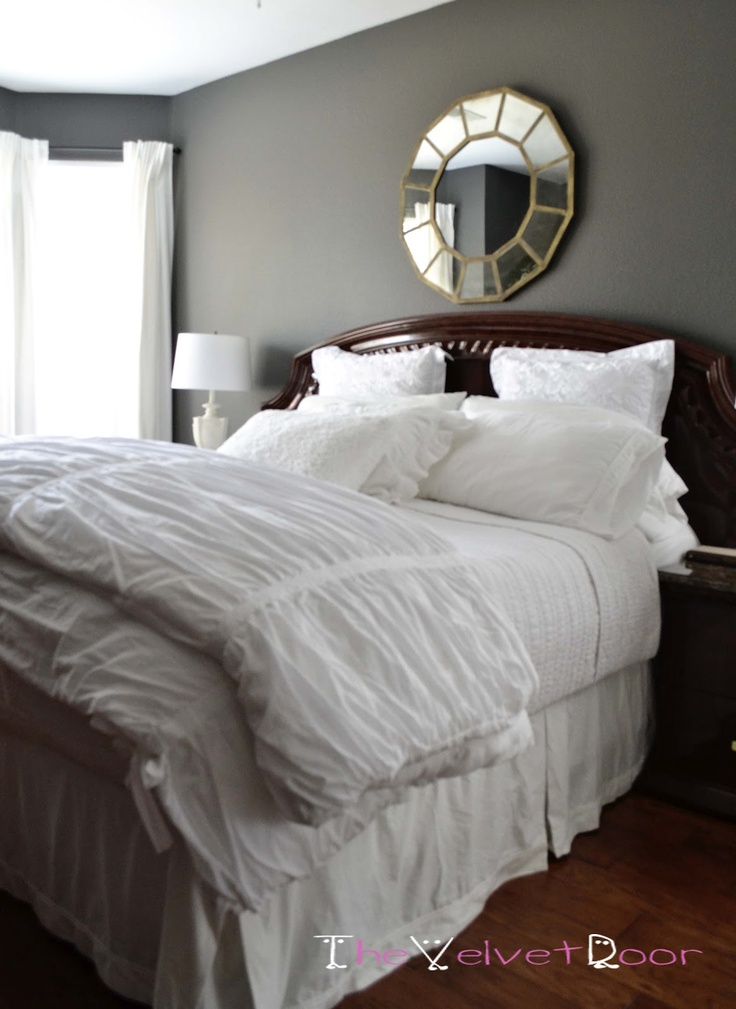 Kendall Charcoal Benjamin Moore Wall Color That Bed