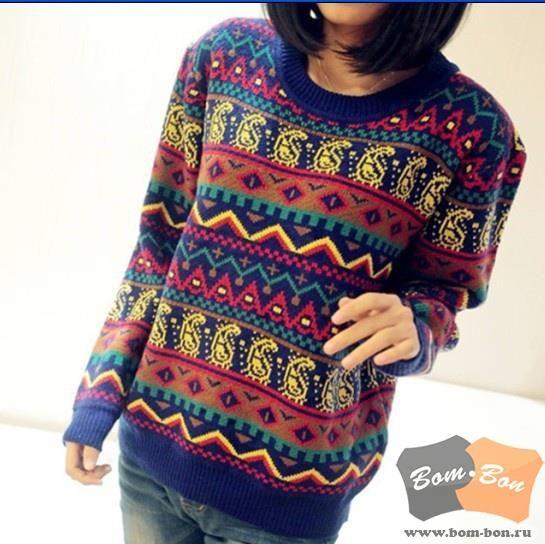 Винтажные свитера