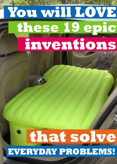 inventions to solve everyday problems