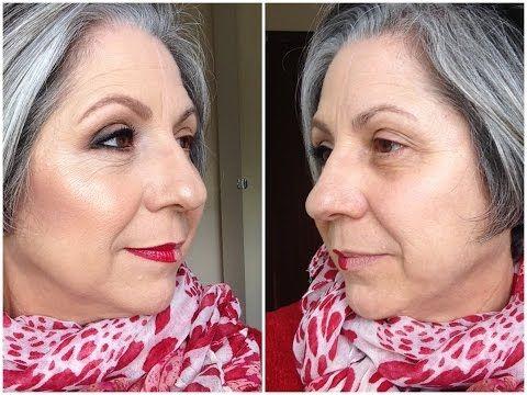 Maquillaje para piel madura - Chicas con estilo