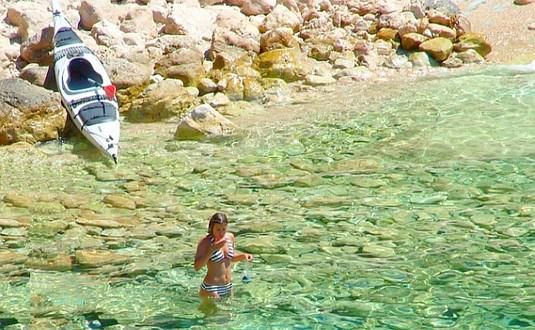 17 best images about sea kayaking in croatia on pinterest for Fishing in croatia