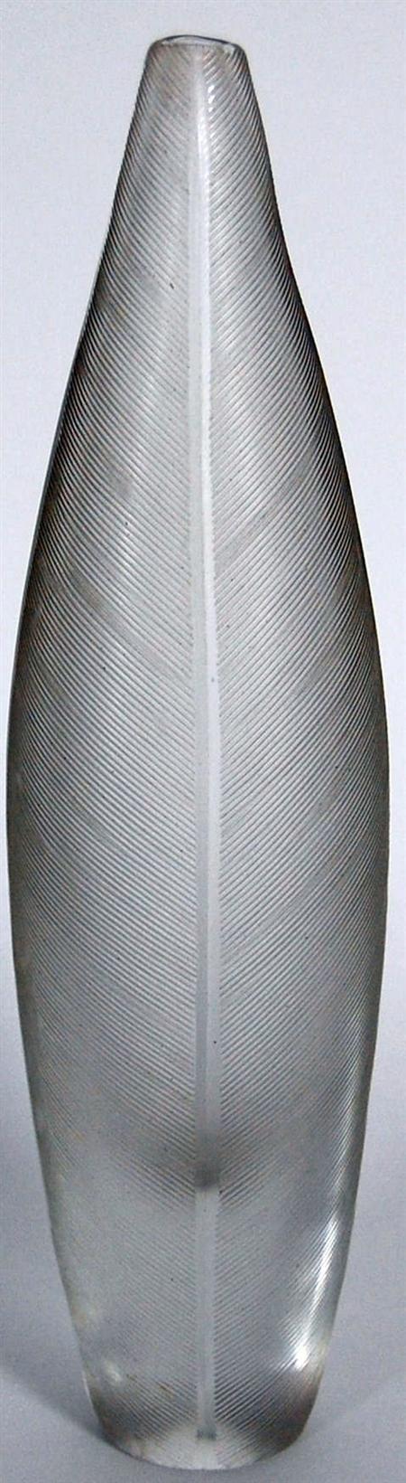 Tapio Wirkkala, 1950's glass vase