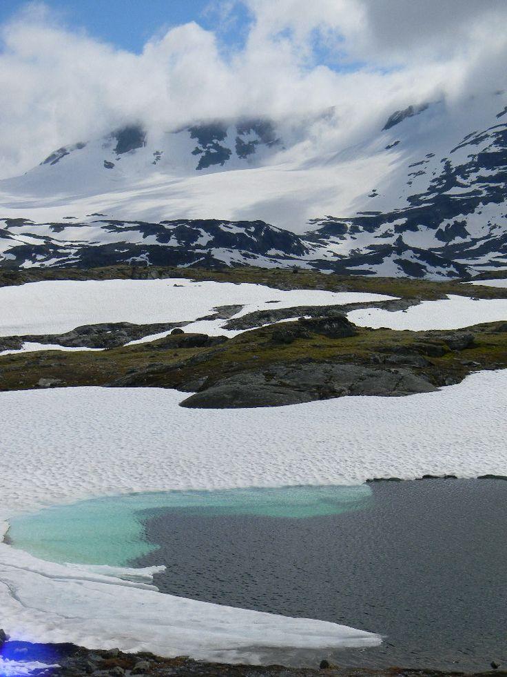 Jotunheimen National Park, Norway. Photo taken by Scott or myself.
