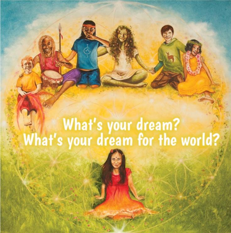 Nandita's Dream - A Magical Adventure Story :: What's Your Dream, What's Your Dream for the World?