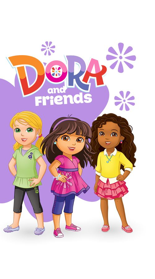 Dora And Friends Girls Alana Andreia