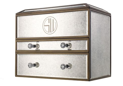 MARCH 2013: Samantha Wills limited-edition jewelry chest. Bohemian Bliss. ($500). #sarasotamagazine