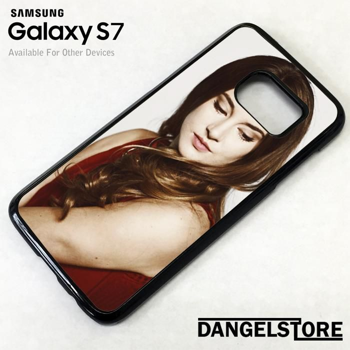 Shailene Woodley As Beatrice Prior For Samsung S7 Case