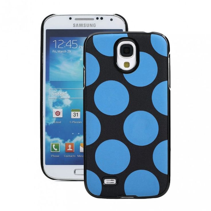 X-Doria Dash Icon [Blue Dots], Etui dla GALAXY S4