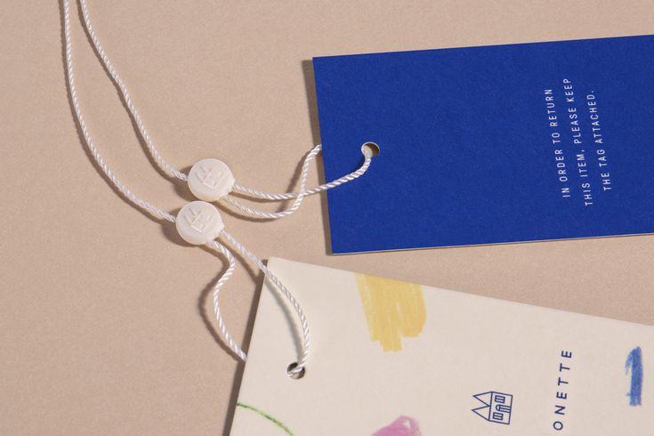Branding and packaging for children's online retailer Maisonette by Lotta Nieminen Studio New York