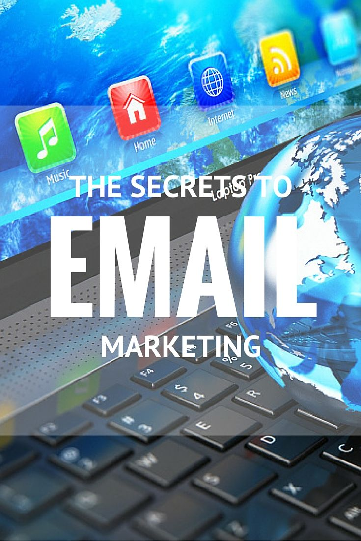 THE SECRETS TO EMAIL MARKETING http://www.purple-sprout.com/the-secrets-to-email-marketing/