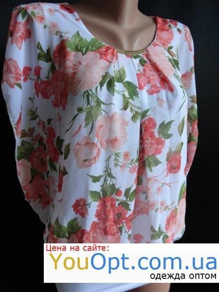 Блузка белорусская морской стиль
