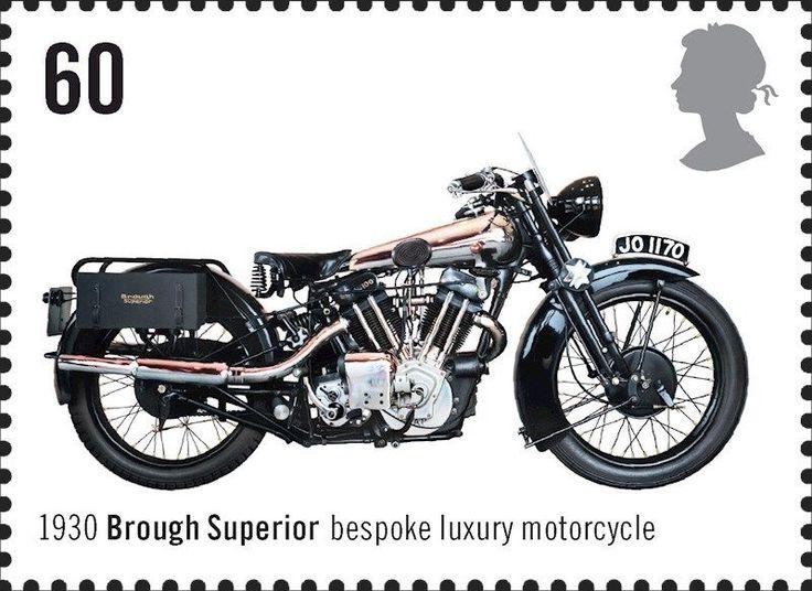 Brough Superior 1930
