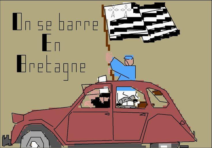 On se barre en Bretagne (il faut laisser un message pour obtenir le diagramme)