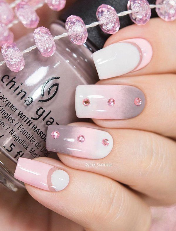 50 chic classy nail designs in 2019 nails pinterest nail rh pinterest com