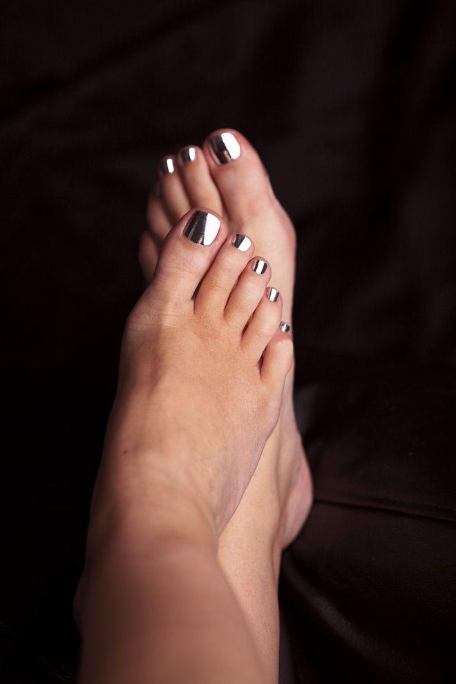 Cambridge Shellac Nails, Shellac manicures, Shellac pedicures, Shellac Rockstar nails, Mix nails - Sam's Nails