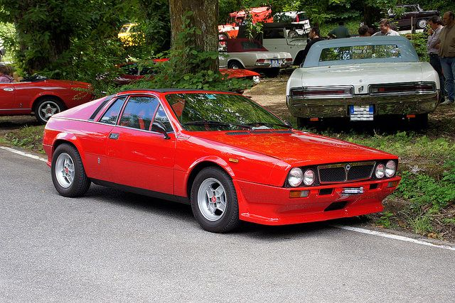 91 Best Images About Lancia Beta Monte Carlo On Pinterest