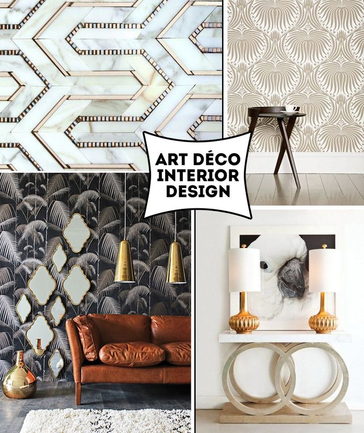 25 Best Ideas About 1920s Interior Design On Pinterest