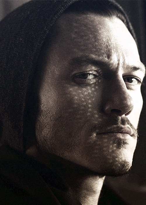 Luke Evans. He's in Fast 6? I'M WATCHING THAT. (btw, I must buy Matt some of these hats... Wow.)