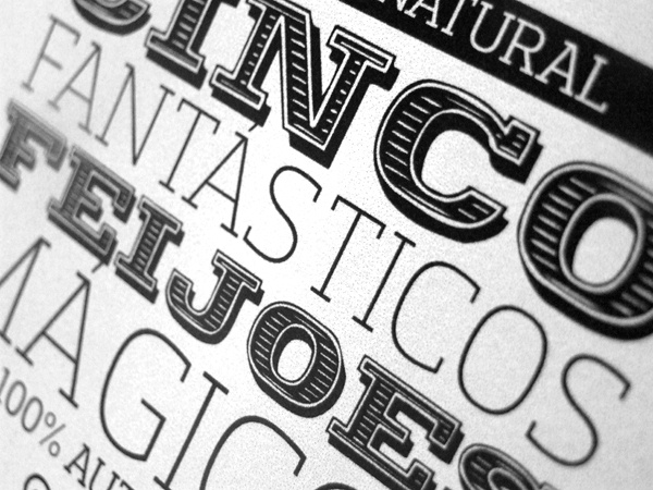 """Wow! Check out this beautiful typography. João pé de Feijão - Merchandising developed around the """"Jack and the Beanstalk"""" tale."""
