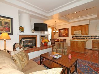 A Single Story One Bedroom Spa Villa on the Main Paseo at La Quinta Resort!
