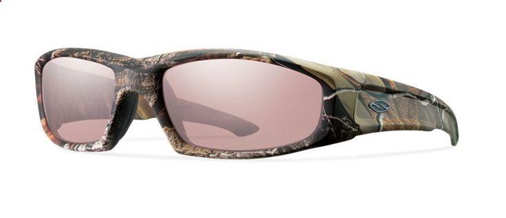 Hottest Camo Fishing Sunglasses Smith Sport Optics Hudson Elite