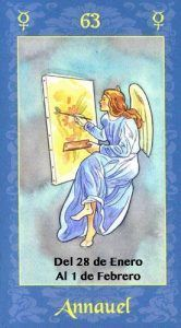 los ángeles segun tu fecha de nacimiento