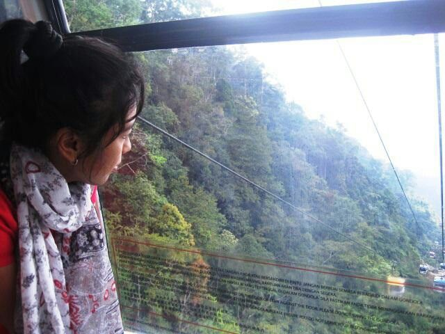 Genting skyway, Genting Highlands MY