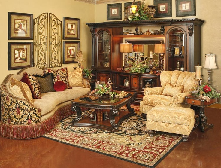living  big living rooms tuscany decor living dining room