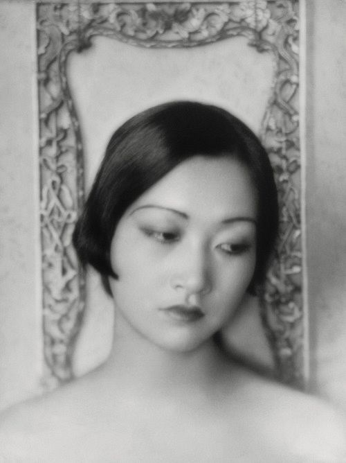 Anna May Wong in England, 1926, by Emile Otto Hoppe